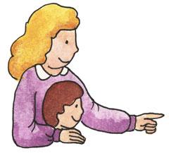mom-and-girl