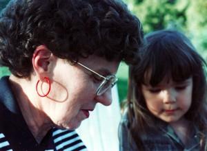 Grandma Ruth Mohr