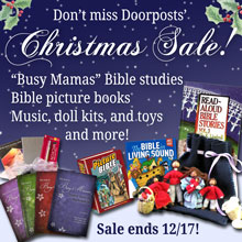 Christmas Sale at Doorposts