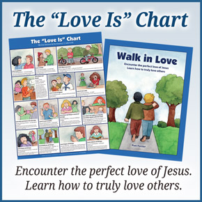 Encounter the perfect love of Jesus