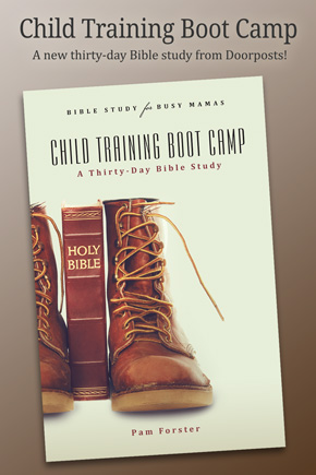 New Bible Study - Child Training Boot Camp