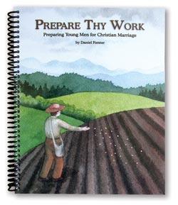 Prepare Thy Work
