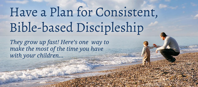A Plan for Consistent Bible-based Discipleship