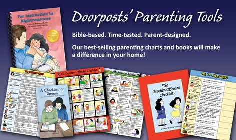 Doorposts' Parenting Tools