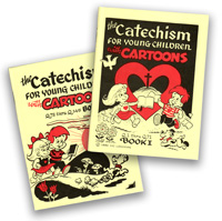 Set - Catechism For Young Children