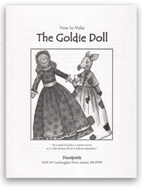 How to Make the Goldie Doll