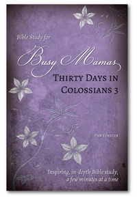 Thirty Days in Colossians 3